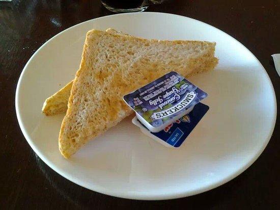 Shenanigans : wheat toast