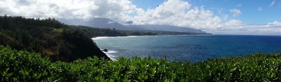 Kilauea, HI: View from the lighthouse