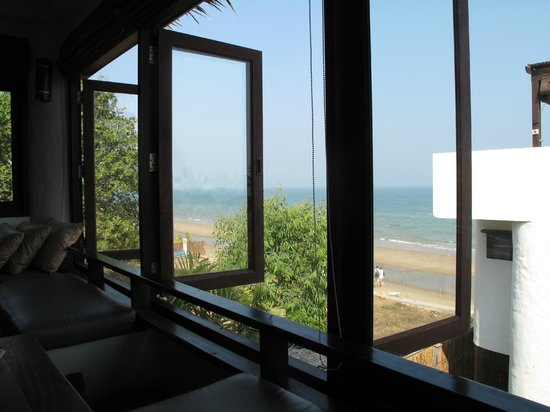 Aleenta Hua Hin Resort & Spa: View from the restaurant