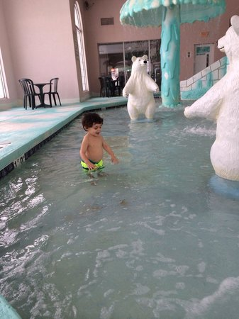 Wintergreen Resort & Conference Center: The indoor waterpark