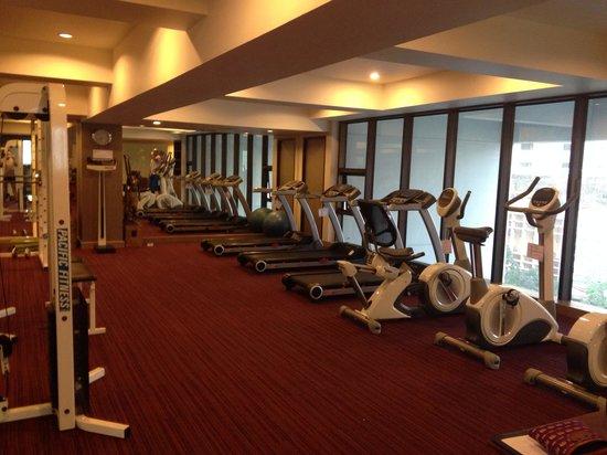 Furama Silom: Great gym