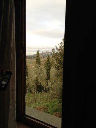 Dolci Colline : Our view from the window