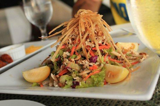 Nami Resort : Zen Salad