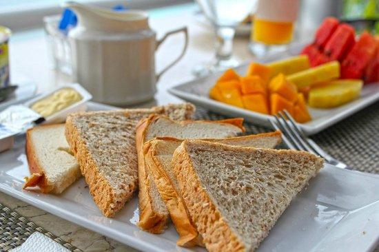 Nami Resort : Breakfast Buffet