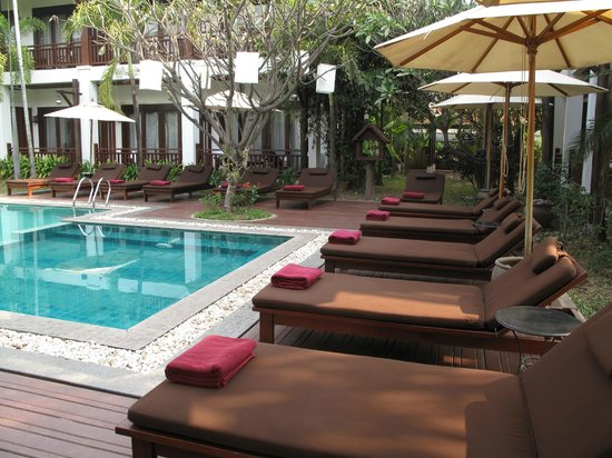 Green Park Boutique Hotel: Pool