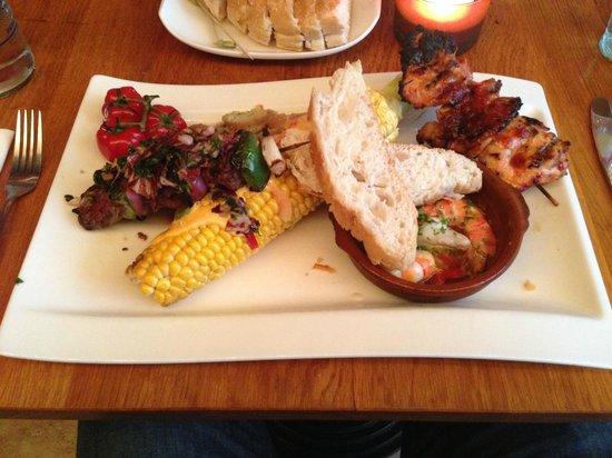 Seasons Restaurant: Mixed Grill