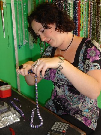 Fire & Ice - Gemstone Jewellery Specialists: Esther - Shop Manager