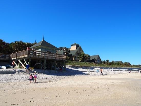 Disney's Vero Beach Resort: Beach