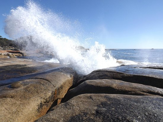 BEST WESTERN Beachfront Bicheno: Bicheno Blow Hole