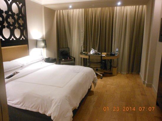Hilton Lima Miraflores: King Bedroom