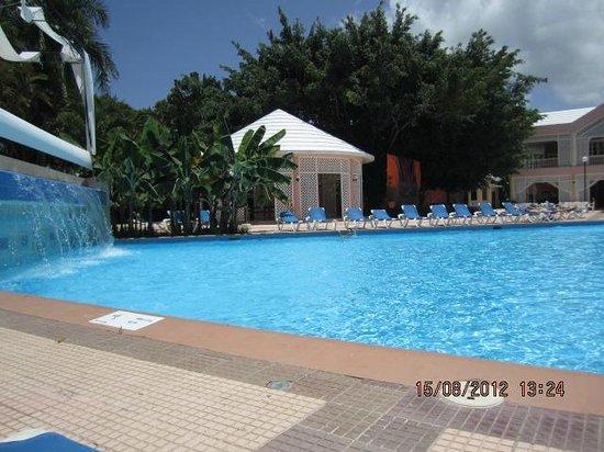 Puerto Plata Village Resort: pool wasn't really bad
