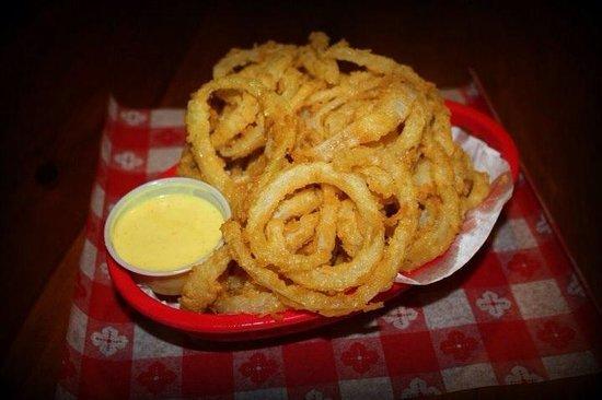 Crabb & Company: Homemade Onion Ringa