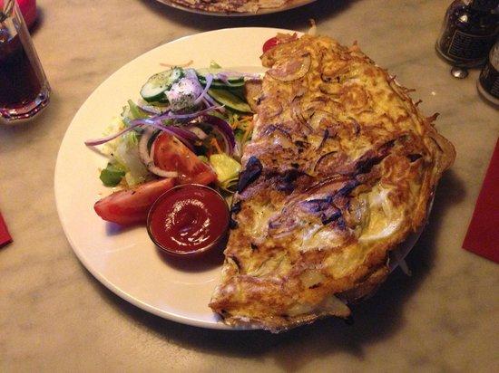 The Pancake Bakery: Canadian Omelette