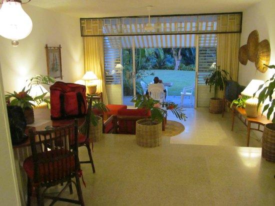 Goblin Hill Villas at San San: Living room of townhome