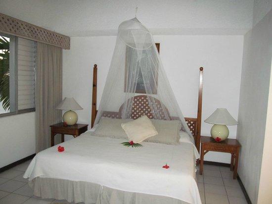 Goblin Hill Villas at San San : Main bedroom