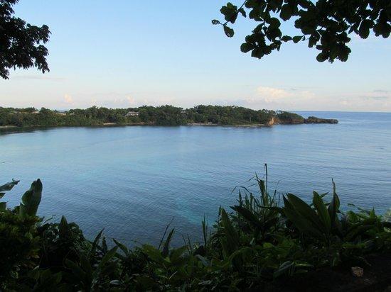 Goblin Hill Villas at San San: View from property - Princess Nina Island in background