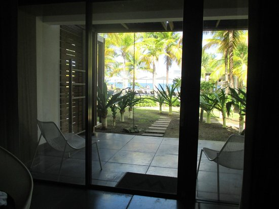 W Vieques Island : view from pool oasis