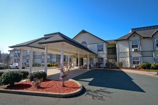 Days Inn Sutter Creek: Hotel Entrance