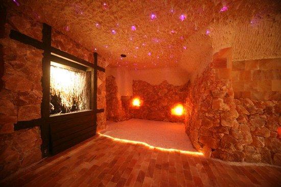 Sanfront, Italia: Grotta di sale rosa