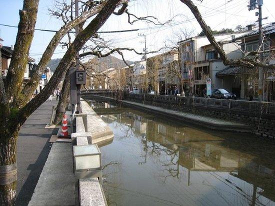 Kinosaki Onsen: 湯の里通り1