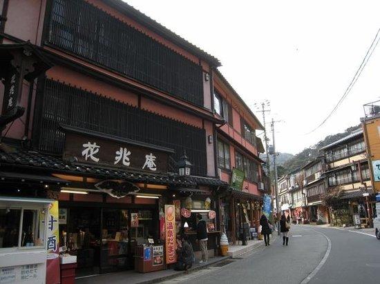 Kinosaki Onsen: 湯の里通り2