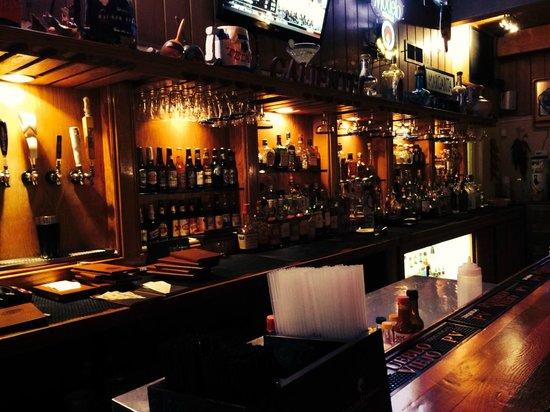 Pueblo Viejo Grill: The Pueblo Viejo Bar