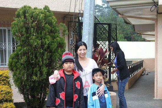 Garden Villas : mom