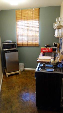 The Spring  Resort & Spa: kitchen