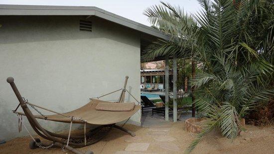 The Spring  Resort & Spa: hammock