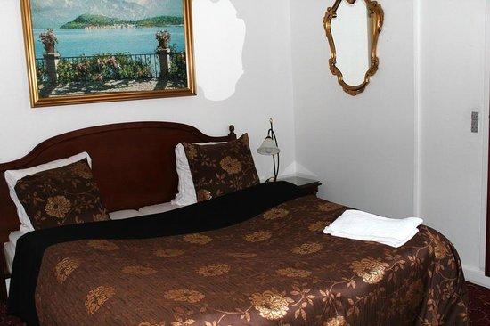 Milling Hotel Ansgar: Спальня