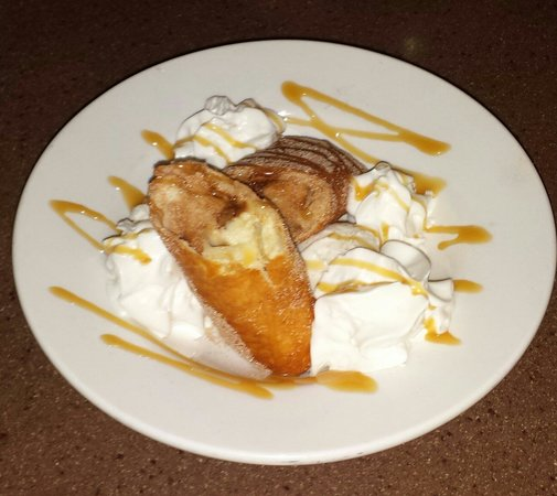 Kalypso Island Bar and Grill: Dessert