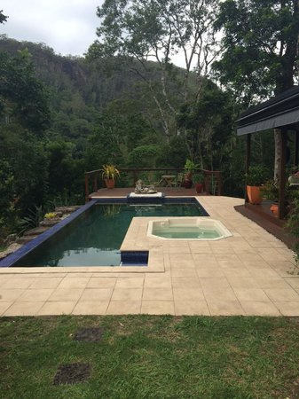Botanica Rainforest Spa & Retreat: Byron Bay Retreat