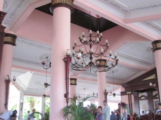 Hotel Riu Palace Tropical Bay: Lobby