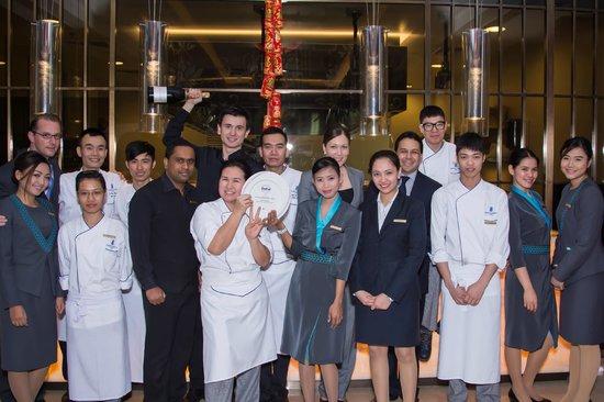 Blue Jade: BBC Good Food Award 2013 - Best New Resturant in Dubai