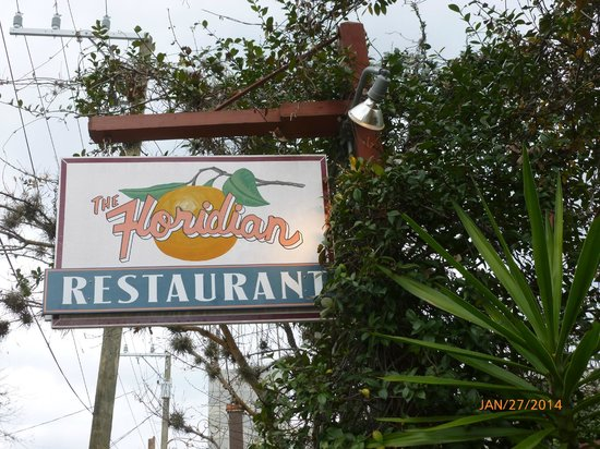 The Floridian Restaurant
