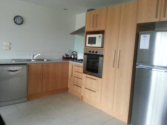 Distinction Wanaka: kitchen