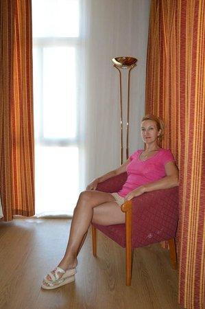 Hotel TRH La Motilla : Номер