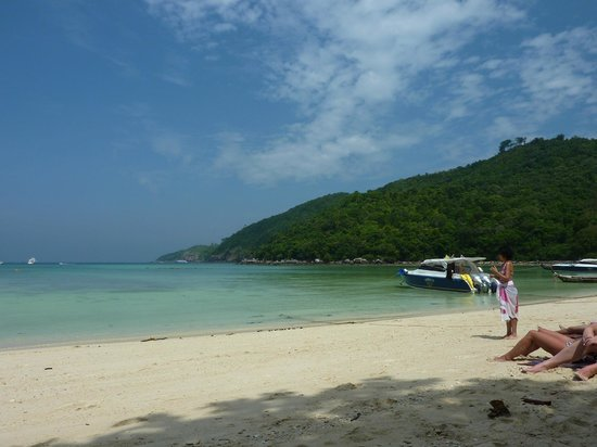 Phi Phi Islands: Lunch spot