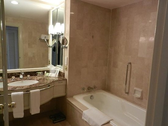 Grand Coloane Resort Macau : Bathroom