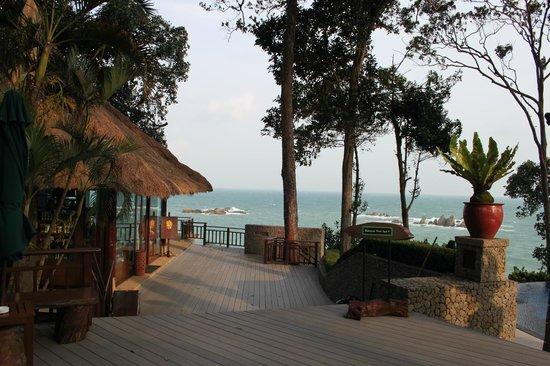 Banyan Tree Bintan : Pool; Spa, Frühstück