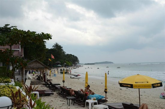 Al's Resort: Chaweng Beach