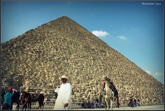 Plateau de Gizeh : Giza Plateau 4