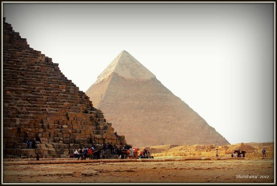 Plateau de Gizeh : Giza Plateau 2