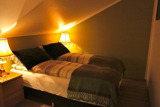 Hotel Berg: Warm, reeeally comfortable bed!