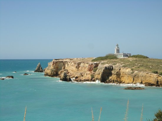 Cabo Rojo, Porto Rico: The lighthouse