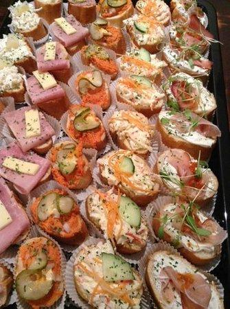 Sandwichbar Bizzoe
