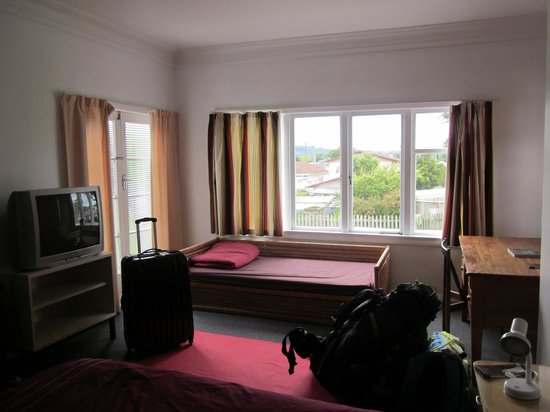 42b College House: 3ème lit dans la chambre double