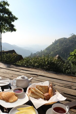 98 Acres Resort and Spa: Great view from breakfast patio