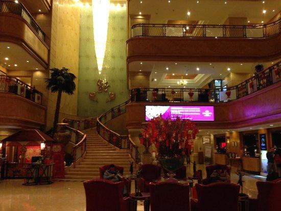 Crowne Plaza Qingdao: Lobby