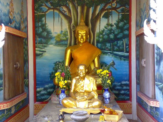 Big Buddha: Big Budha hill